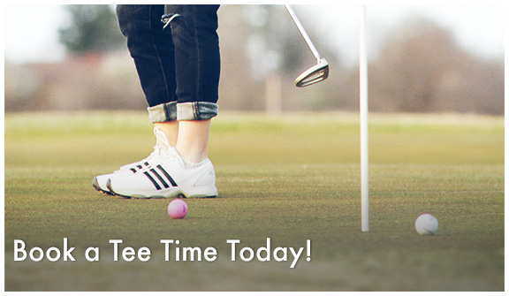 Book a Tee Time Today!