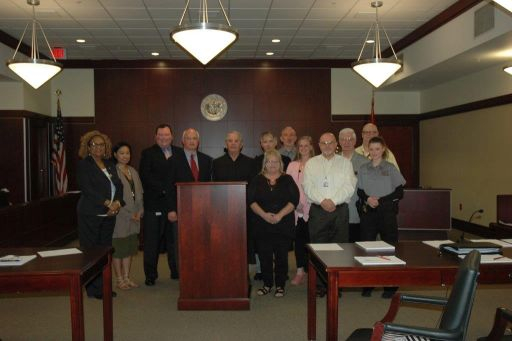 Drug Court Staff and Supporters