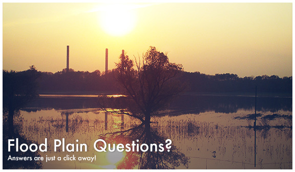 Flood Plain Questions? Answers are just a click away!